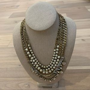 Stella & Dot Women's Regency Statement Necklace
